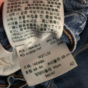 Levi's Jeans - Levi's 501 CT Denim Jeans